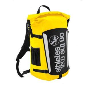 Waterproof backpack neverwet yellow 2