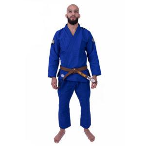 Bjj Gi Practise Blue Front