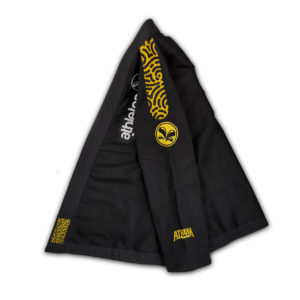 FLASH vest of brazilian jiujitsu gi